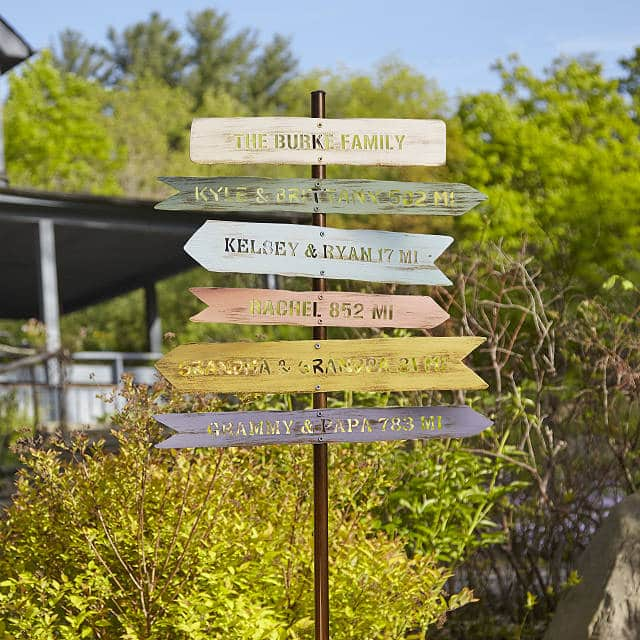 garden-decor-signpost