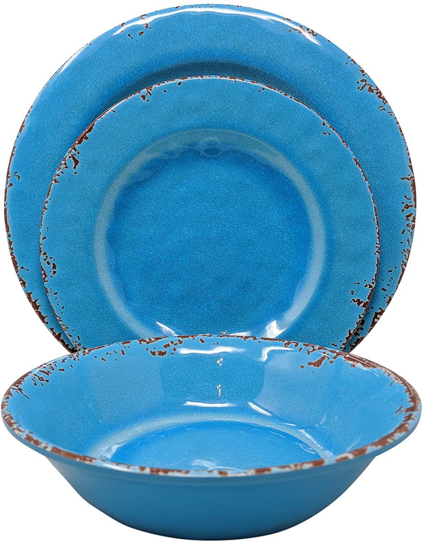 melamine-plastic-dinnerware-farmhouse