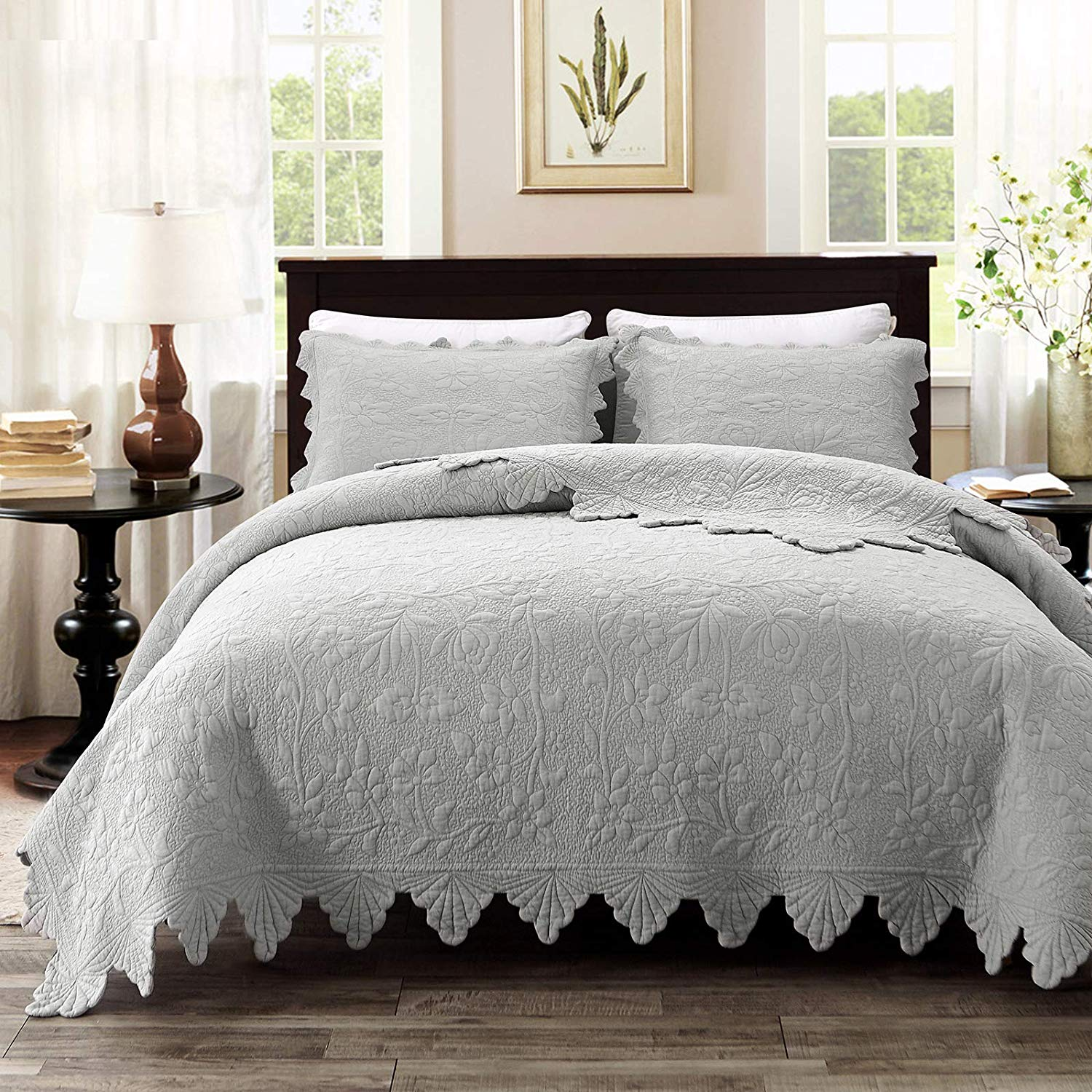 farmhouse-bedding-floral