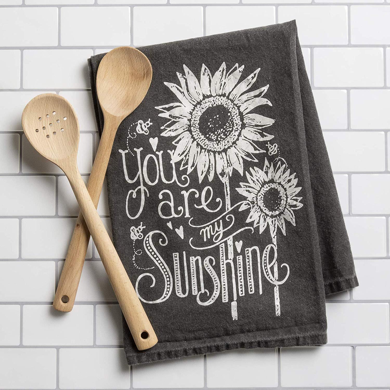 sunflower-kitchen-decor-towel