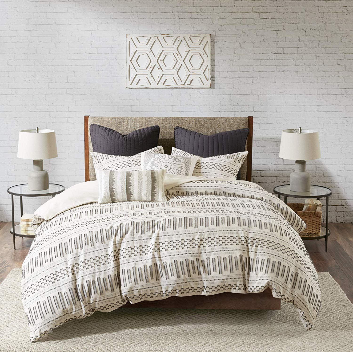 farmhouse-bedding-jacquard
