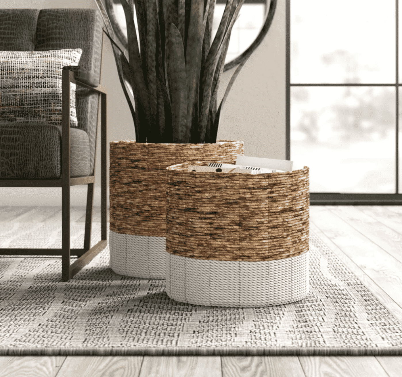 tropical-decor-basket