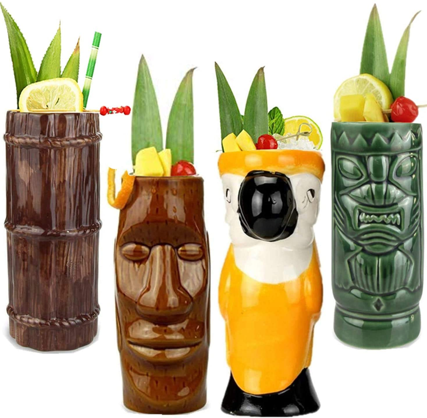 cocktail-glasses-tiki