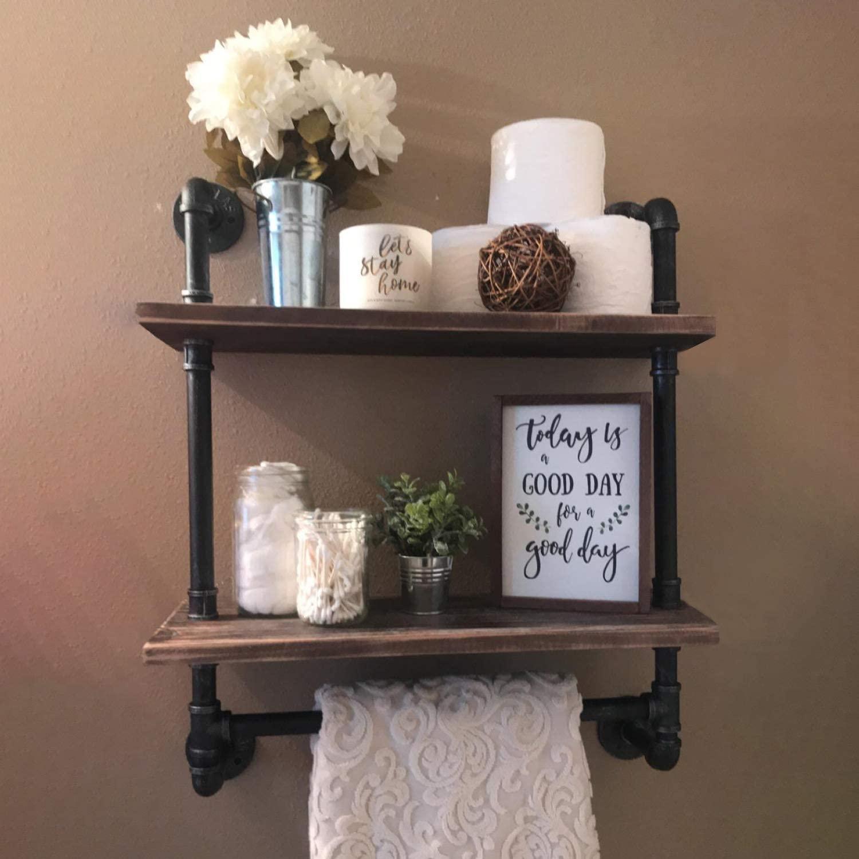 farmhouse-bathroom-decor-shelf
